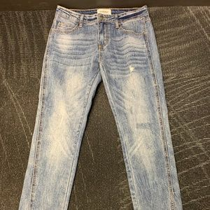 EVIDNT  Skinny jeans size 27